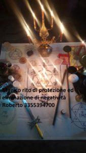 Magico rituale di saturno